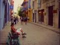 En la Habana Vieja