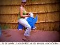 No se puede ir uno de África sin montar un elefante