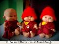 Muñecos tibetanos