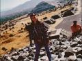 Yo en Teotihuacán