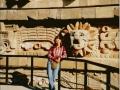 Yo en Teotihuacan