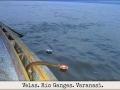 Velas en el Ganges