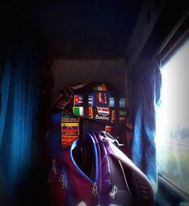 Mi mochila en tren: 31 horas de viaje en India.