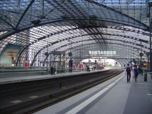 Dormir en estaciones de tren en Alemania: ¡CHECK!