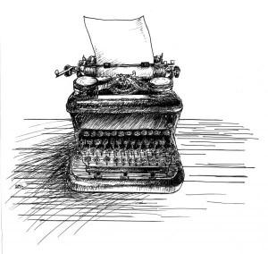 Como las máquinas de escribir... en extinción.