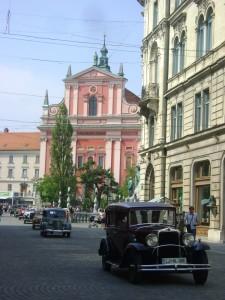 Eslovenia antigua