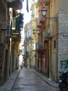 Ciao, Bari, me ne vado...