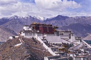 Lhasa. Capital del Tibet.