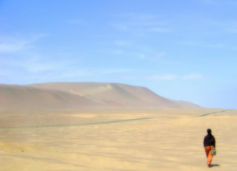 Desierto Perú Cómo hago para viajar tanto