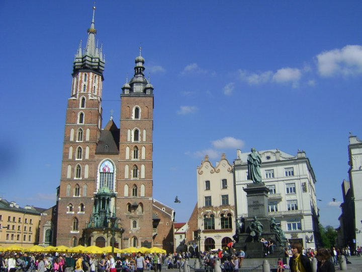 Cracovia Plaza