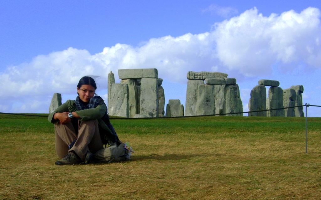 Stonehenge Cómo hago para viajar tanto