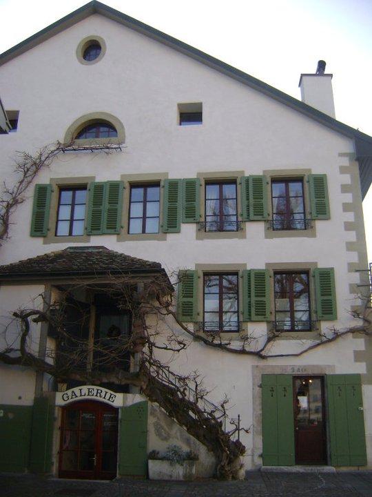Nyon Suiza