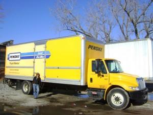 Tengo un camión amarillo... Mis días como camionera.