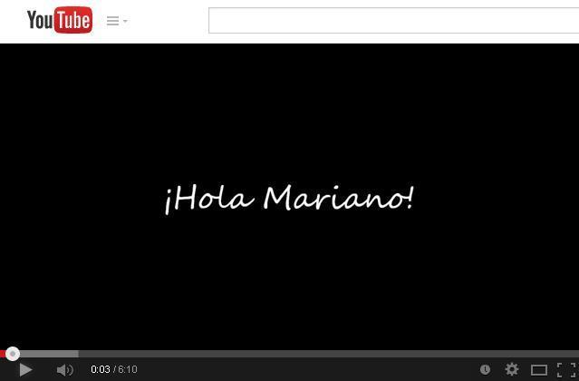 Video en YouTube