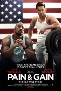 Pain and Gain. Dolor y dinero en su versión en español. Traduje el libro en que se basa la película por $125... :(