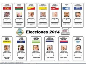 Elecciones.