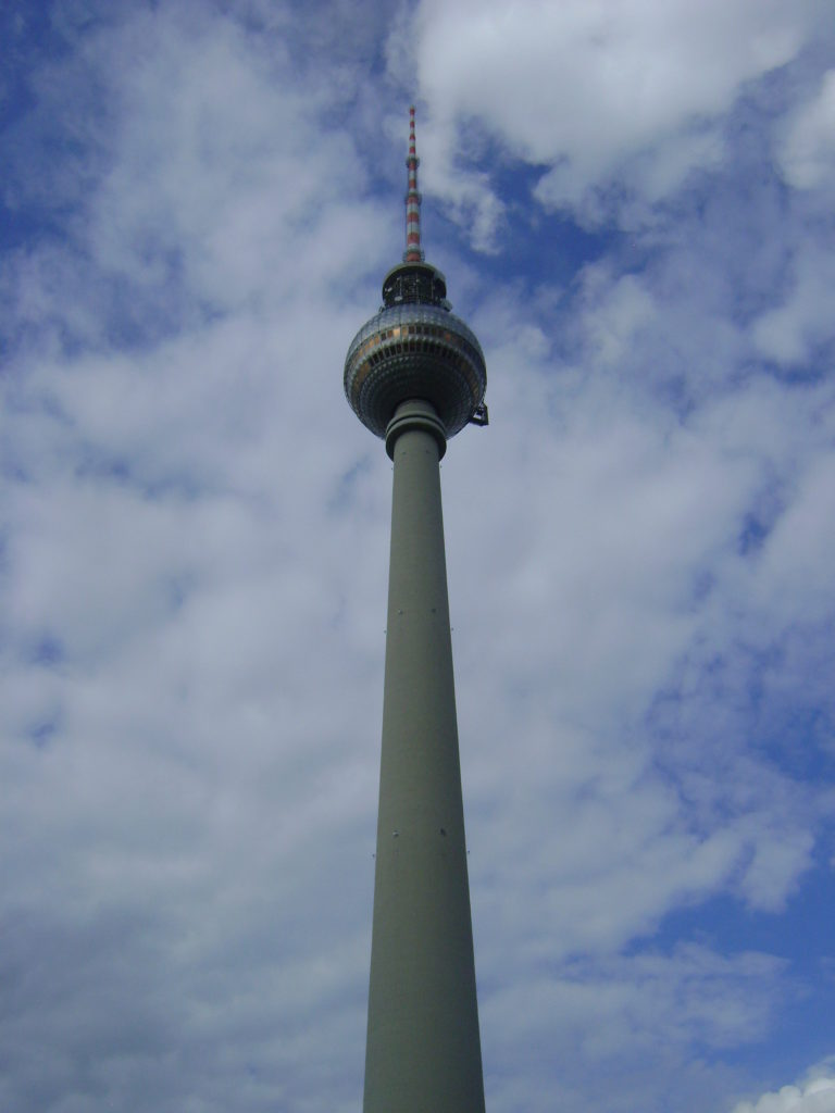 torre televisión berlin