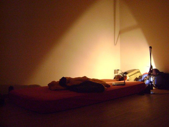 El mejor cuarto de Zurich. Couchsurfing en Suiza.