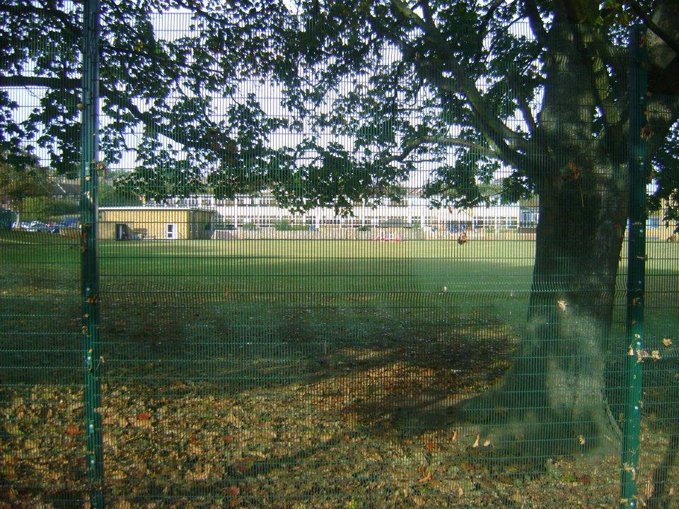 Una escuela abandonada: el sitio más extraño en que he hecho Couchsurfing.