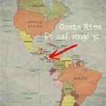 Costa Rica. De aquí vengo yo. :)