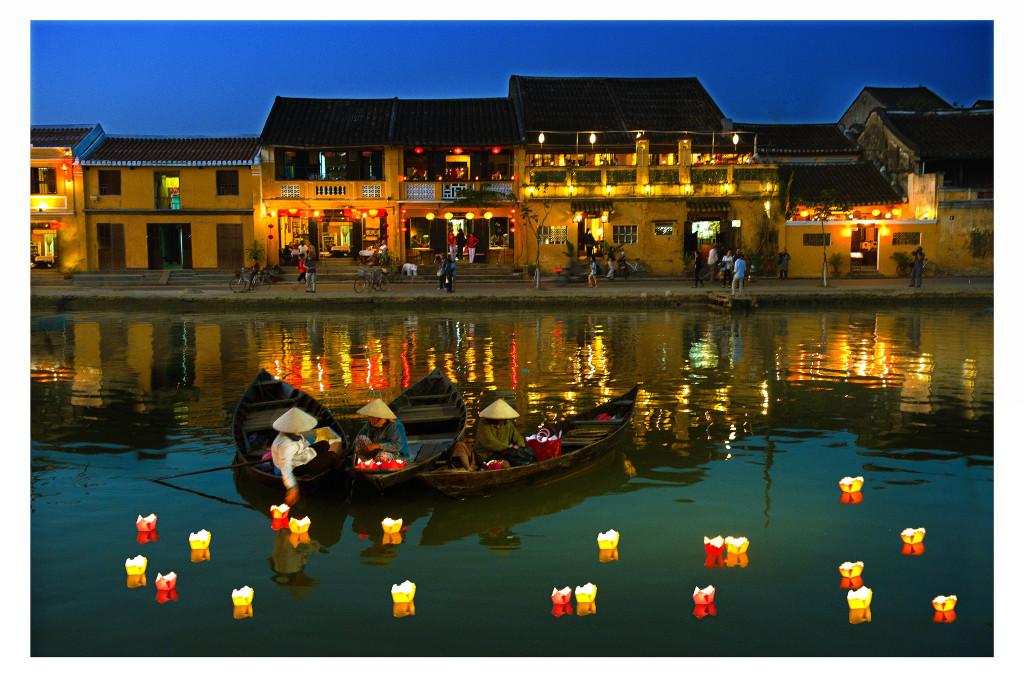 Hoi An, Vietnam. El lugar donde ahora veo Netfilx.