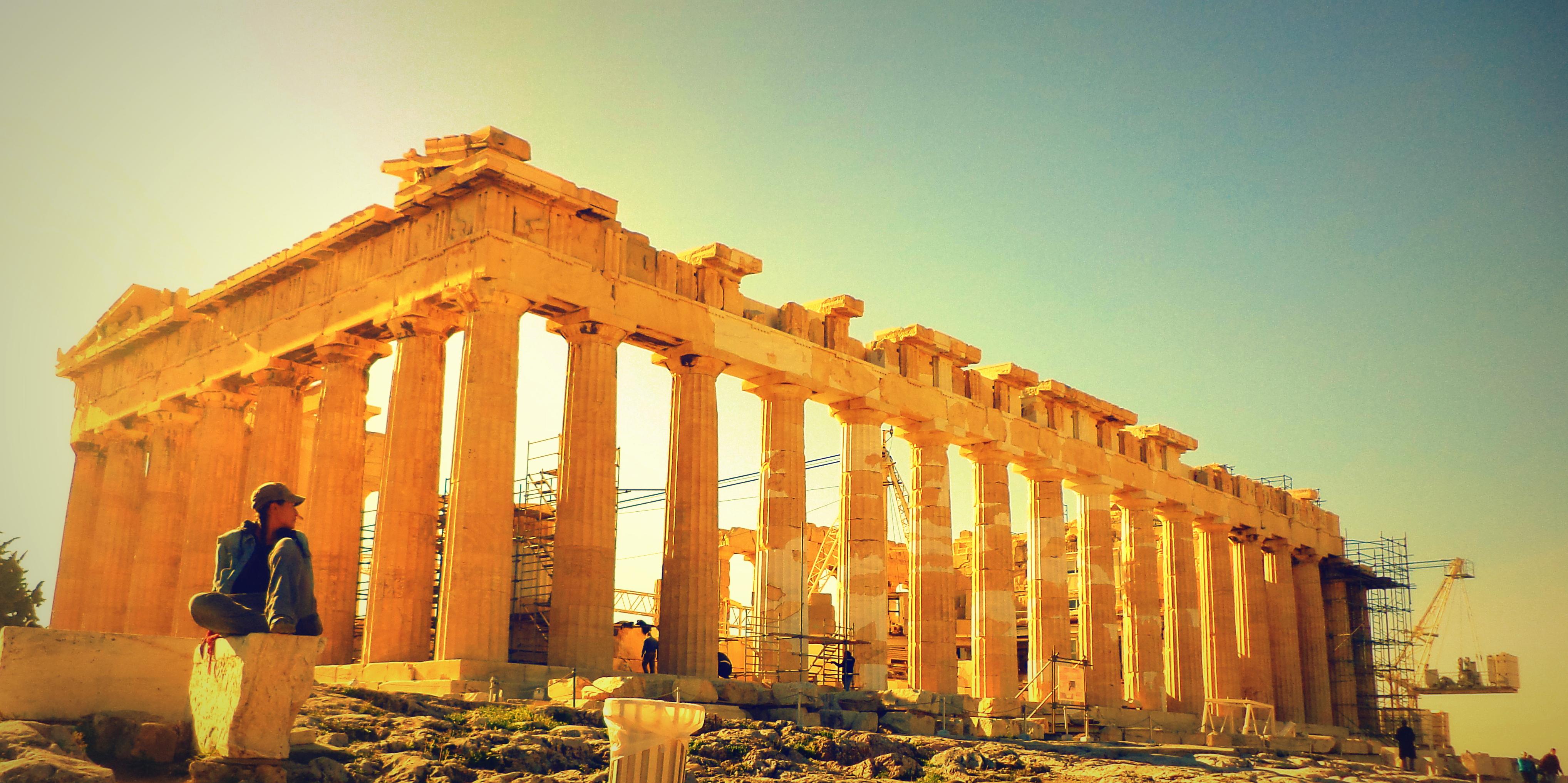 Acropolis Tips para viajar y ahorrar