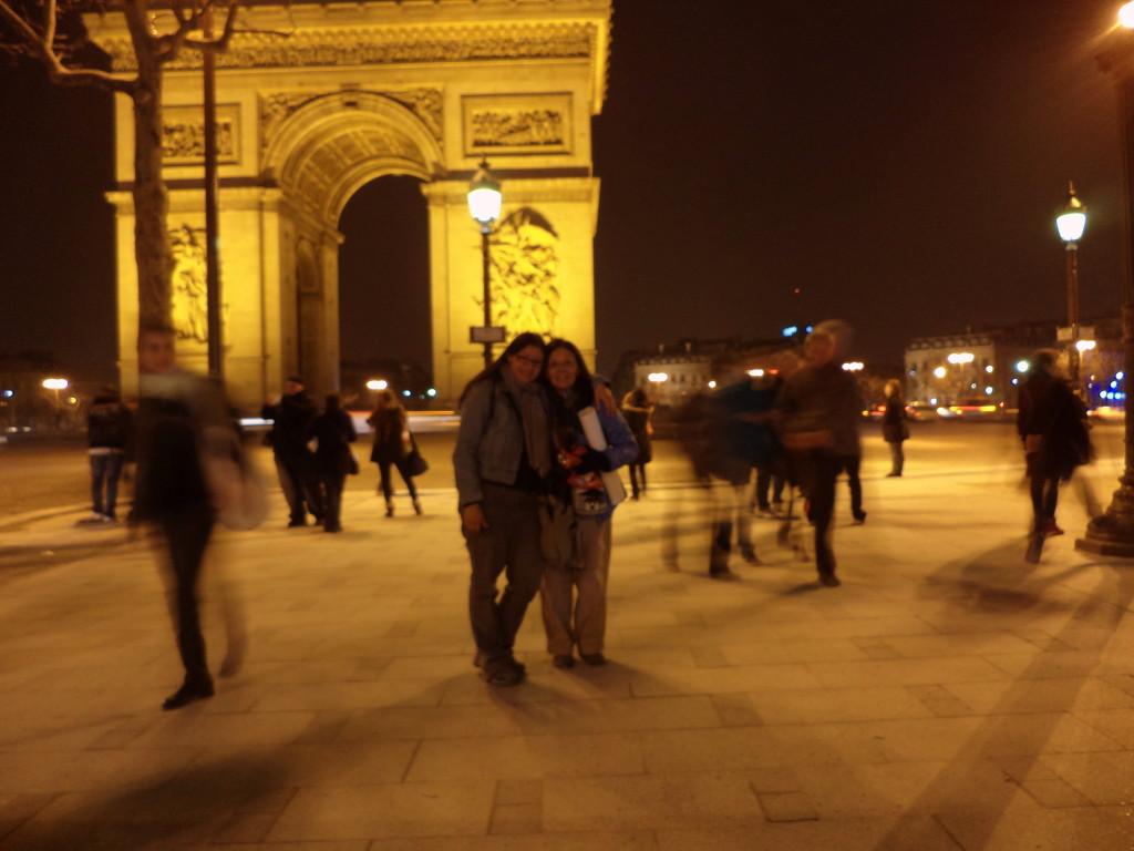 En un sitio que no ocupa presentación. París, Francia.