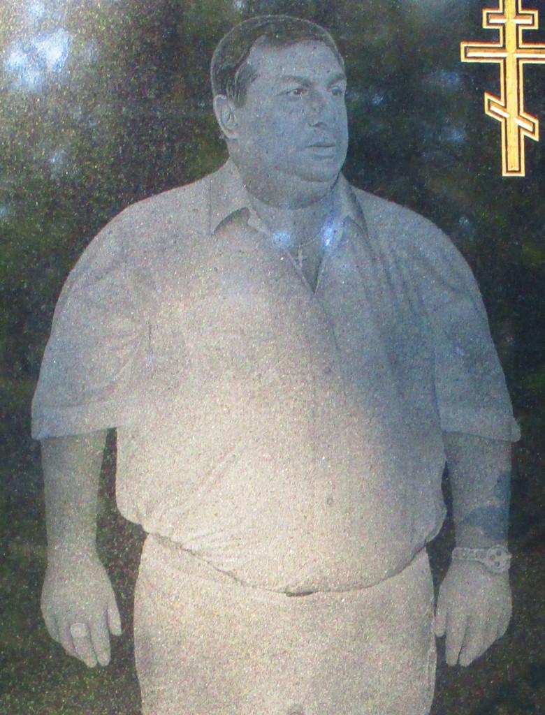 Cementerio mafia rusa Shirokorechenskoe Kladbishe Yekaterinburg Blog de viajes 3