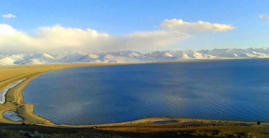 Namtso Lago Tibet