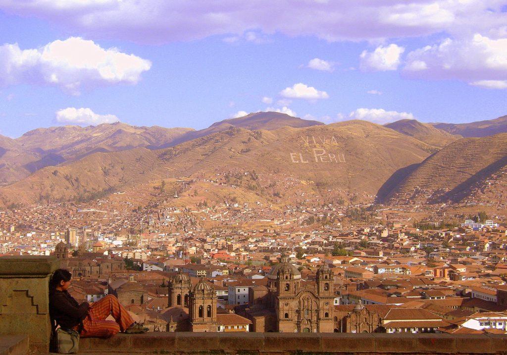 Cusco Viva el Peru