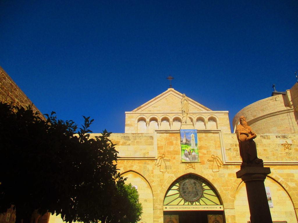 Iglesia Natividad Belen Lugares de la Biblia Hoy