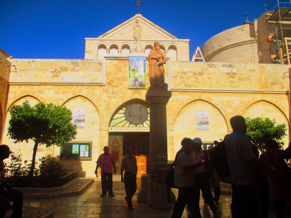 Iglesia Natividad Turistas Lugares de la Biblia Hoy