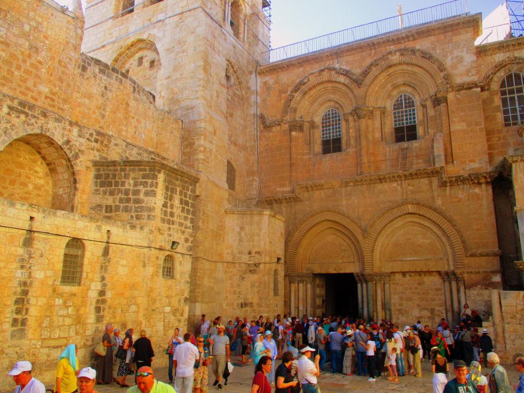 Iglesia Santo Sepulcro Lugares de la Biblia Hoy