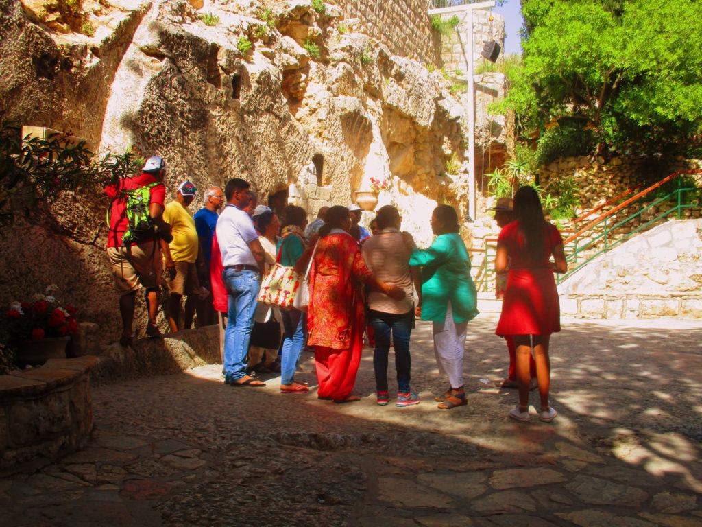Jardín de la Tumba Jerusalén