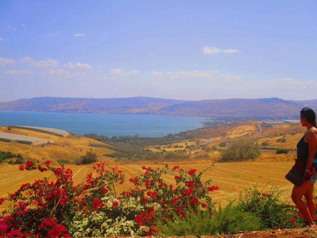 Mar de Galilea Lugares de la Biblia Hoy