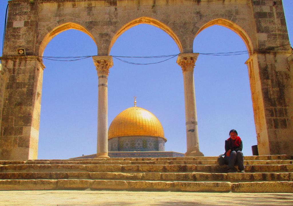 Monte Templo Lugares de la Biblia hoy