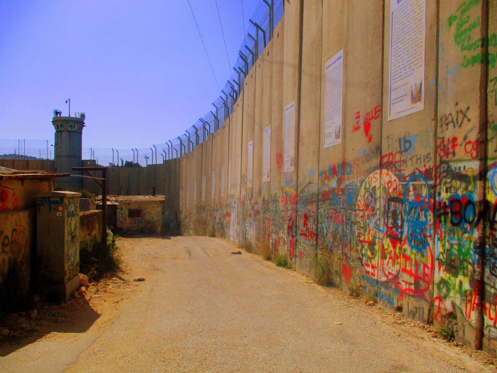 Muro Belén Palestina