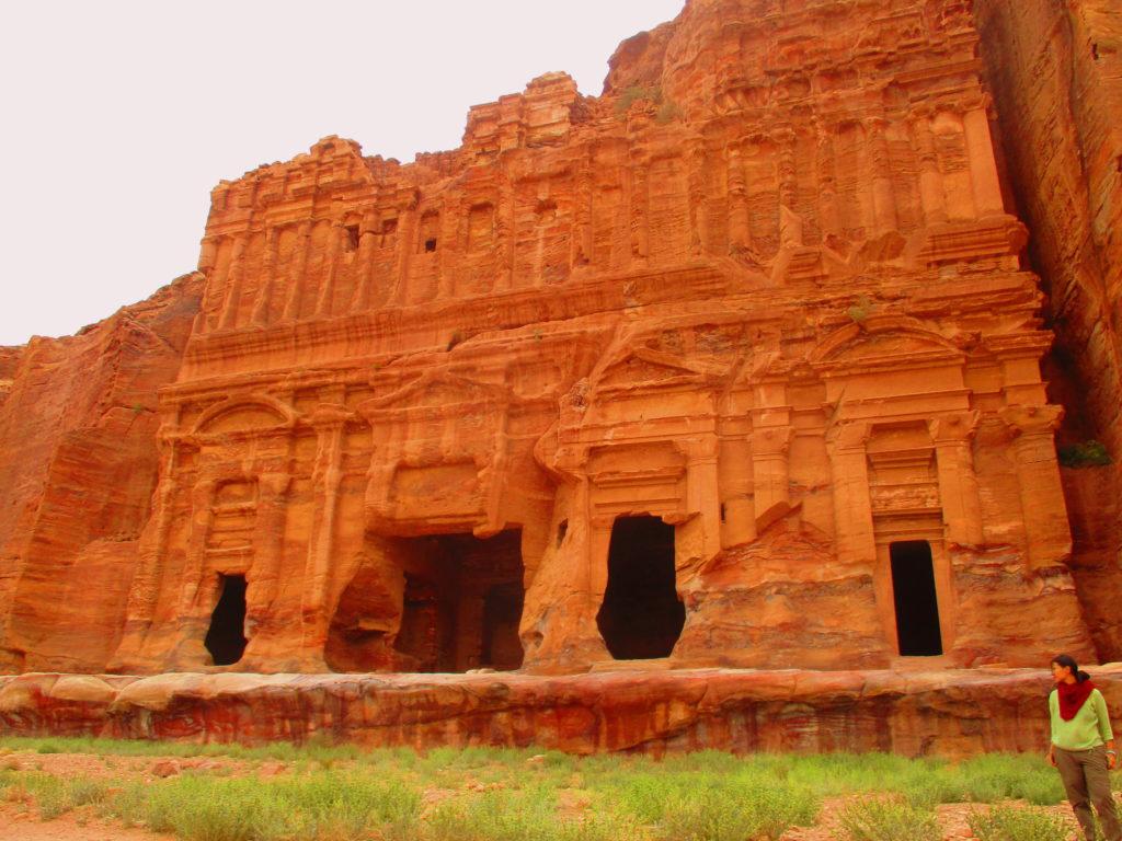 Tumbas Petra Blog de viajes