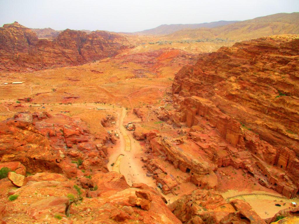 Lugar alto del sacrificio Petra