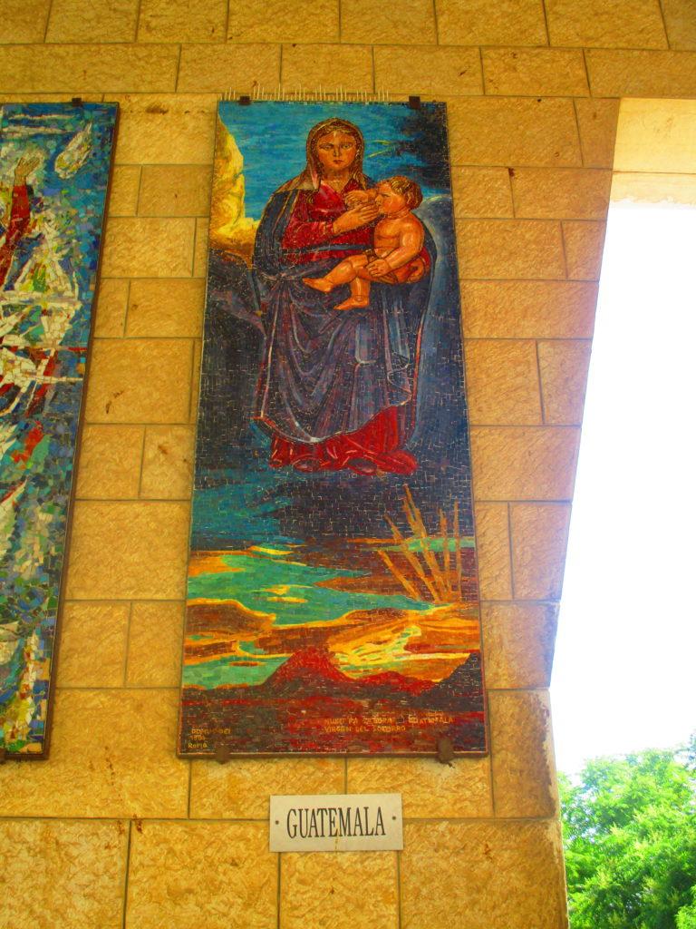 Virgen María Guatemala