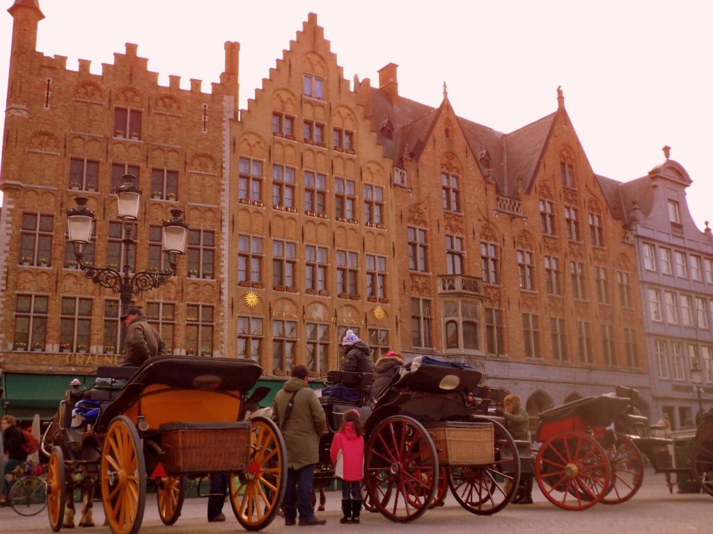 Brujas Belgica sitios que te haran viajar en el tiempo