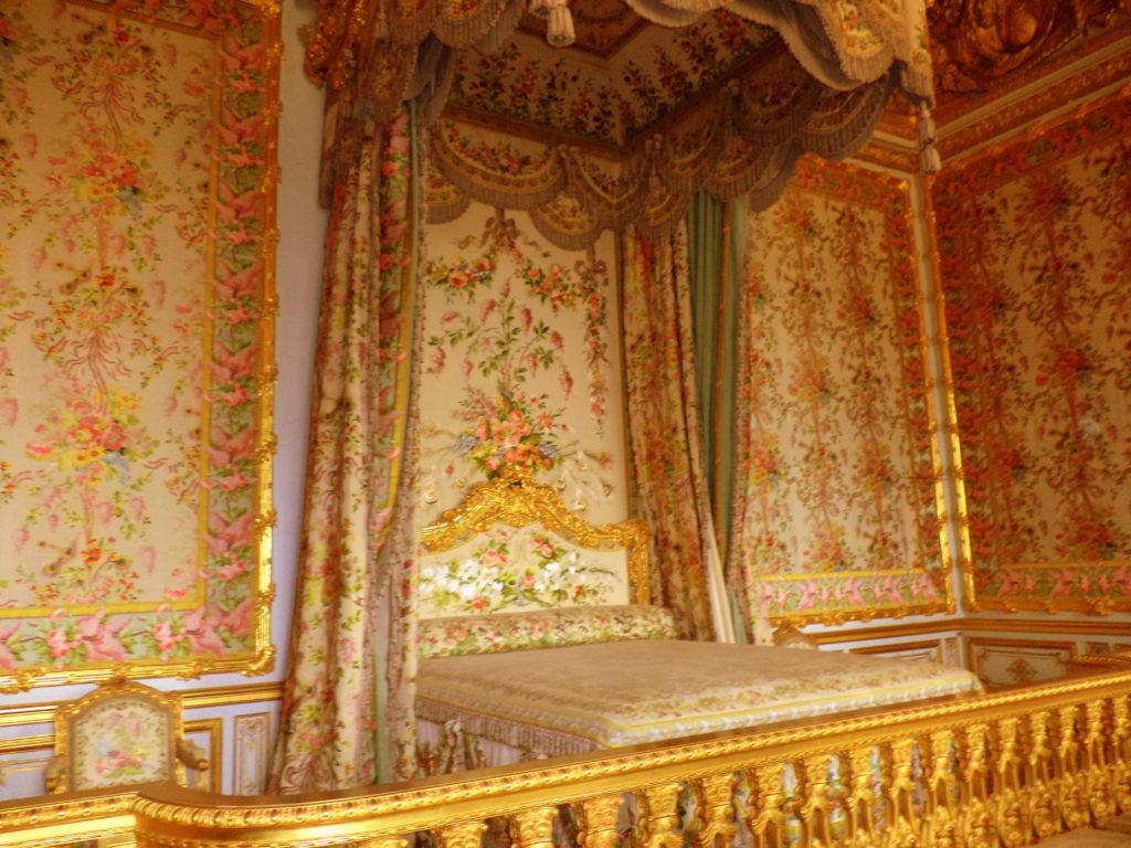 Habitación María Antonieta Palacio Versalles