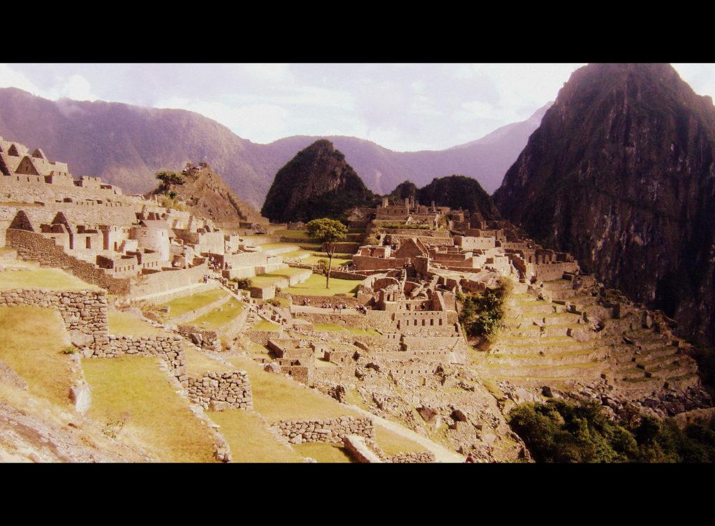 Machu Picchu sitios que te harán viajar en el tiempo
