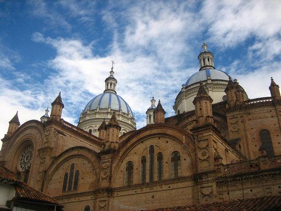 Cuenca, Ecuador.